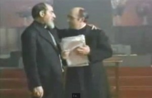 The Priest and the Monsignor