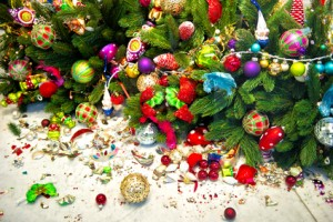 "A Rewriting Disaster: ""Too Much Tinsel On Your Tree"""