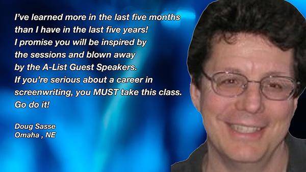 Doug Sasse seminar testimonial
