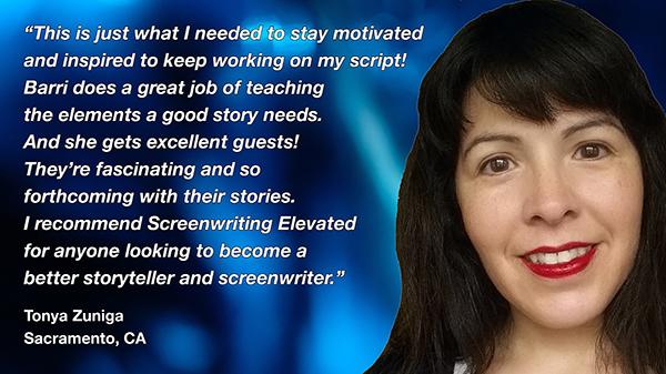 Tonya Zuniga seminar testimonial